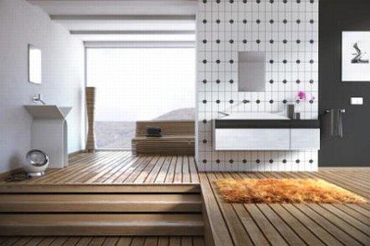 Wybieramy Panele Podłogowe Do łazienki Projektoskoppl