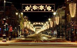Oświetlenie świąteczne Domu I Ogrodu Projektoskoppl
