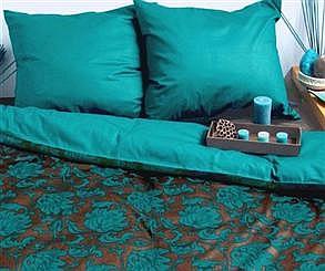 Sypialnia W Kolorze Lazurowym Projektoskoppl
