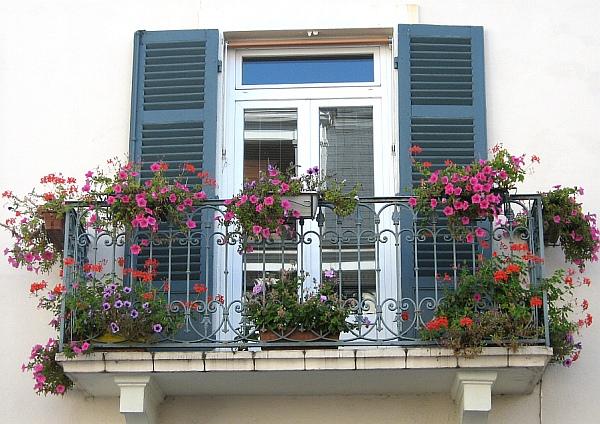 Balkon Projektoskoppl