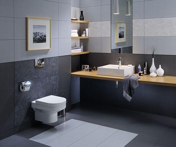 Konkurencja Dla Glazury Czyli łazienka Bez Płytek
