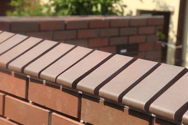 Cegły klinkierowe kształtowe
