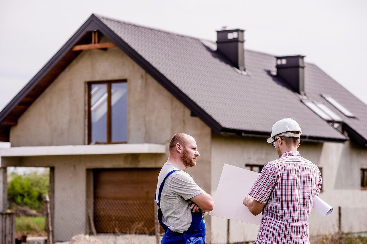 Dobudowa domu z głową