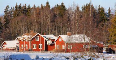 Domki szwedzkie