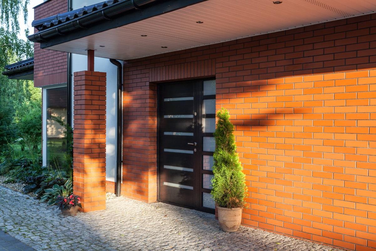 Drzwi zewnętrzne do mieszkania