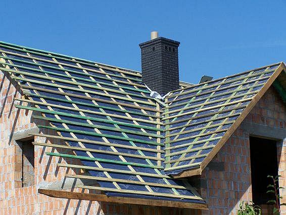 Elementy dachu