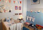 Jak urządzić wąski pokój dziecięcy
