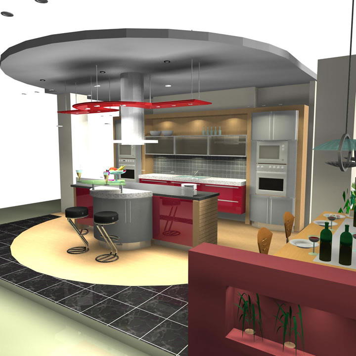 Kitchen Draw - program do projektowania mebli