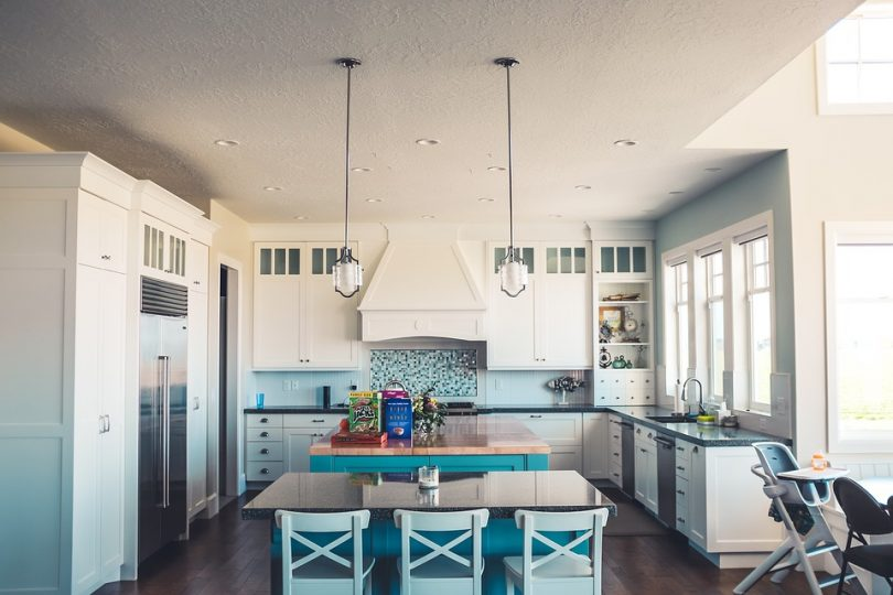 Jak zaprojektować kuchnię idealną?