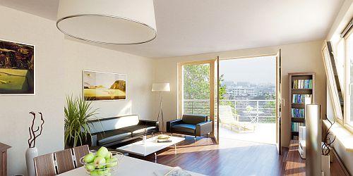Małe mieszkanie - aranżacja