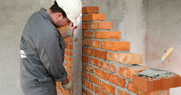 Murowanie ścian działowych