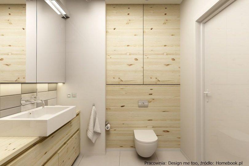 Półki I Schowki W łazience Czyli Jak Wykorzystać Małą