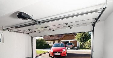 Projektowanie garażu - brama garażowa