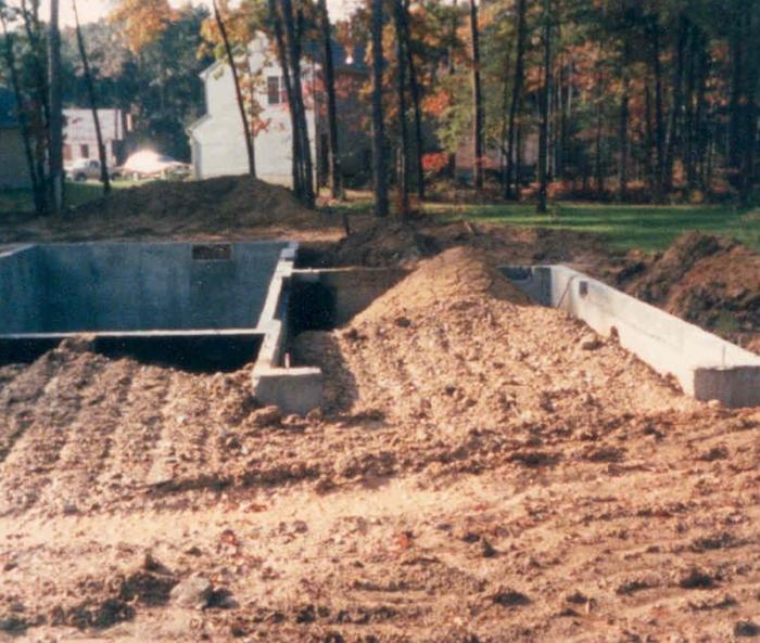 Budowa fundamentów pod dom