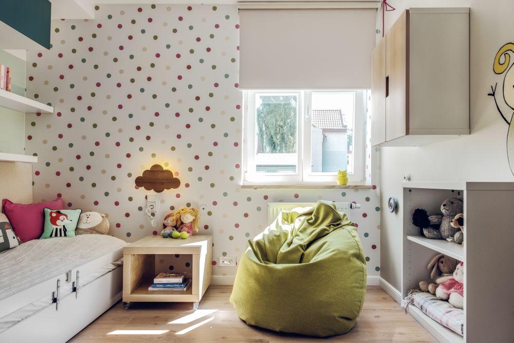 Przytulny pokój dziecięcy - inspiracje