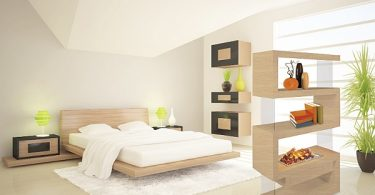 Sypialnia na poddaszu - inspiracje