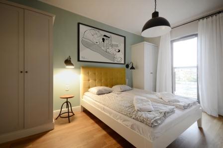Sypialnia nowoczesna i romantyczna
