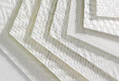 Tapety z włókna szklanego