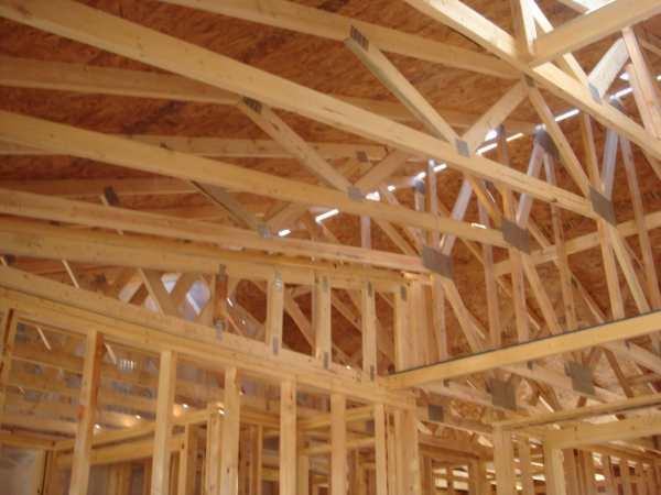 Więźba dachowa - element dachu